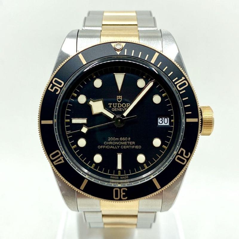 Tudor Black Bay S&G...