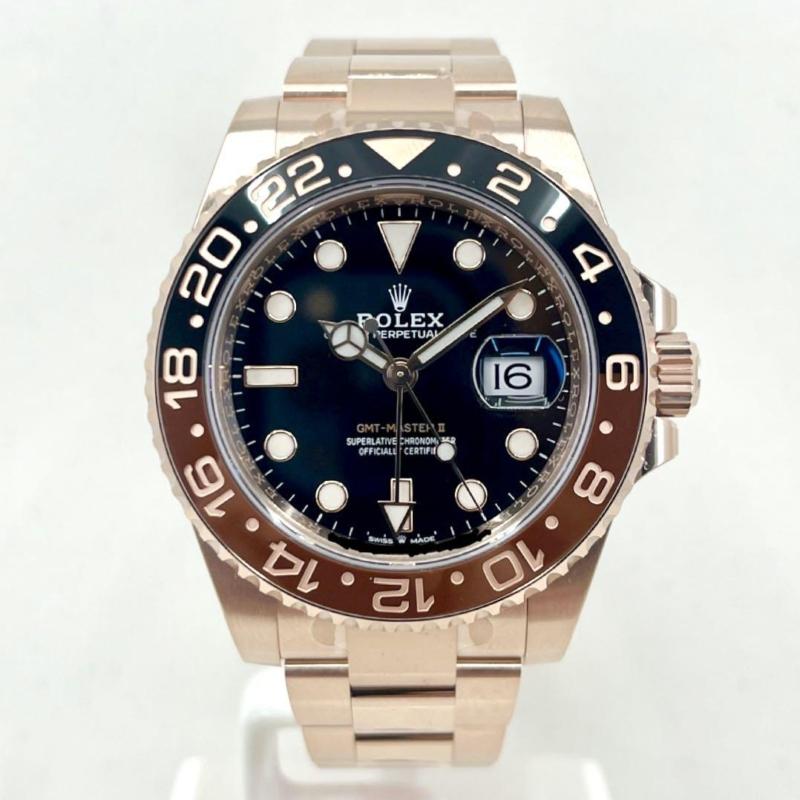 Rolex GMT-Master II 126715CHNR...