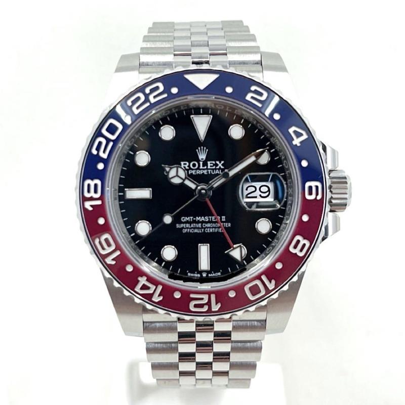 Rolex GMT-Master II 126710BLRO...