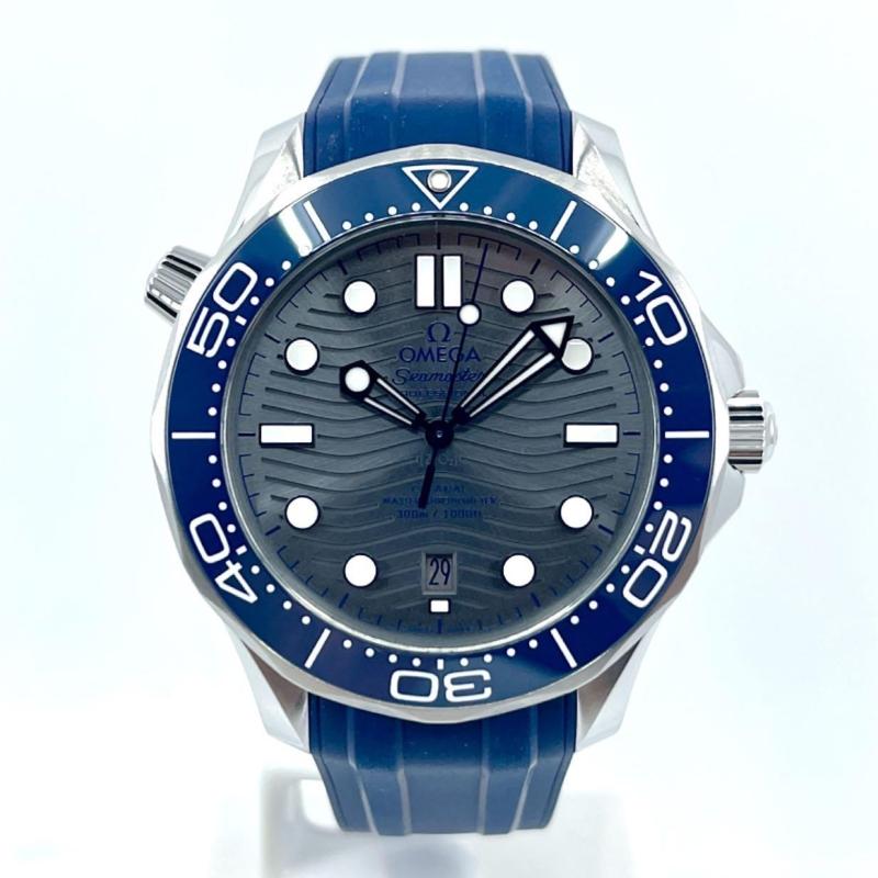 Omega Seamaster Diver 300M...