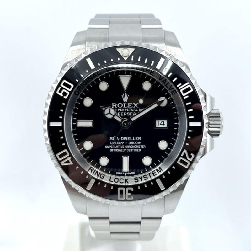 Rolex Deepsea Sea-Dweller DSSD...