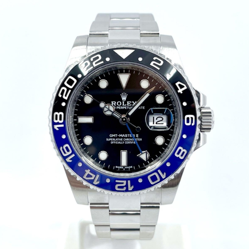 Rolex GMT-Master II 116710BLNR...